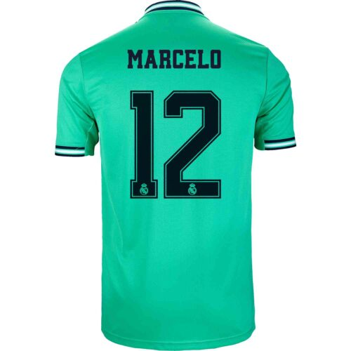 2019/20 adidas Marcelo Real Madrid 3rd Jersey