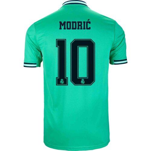 2019/20 adidas Luka Modric Real Madrid 3rd Jersey