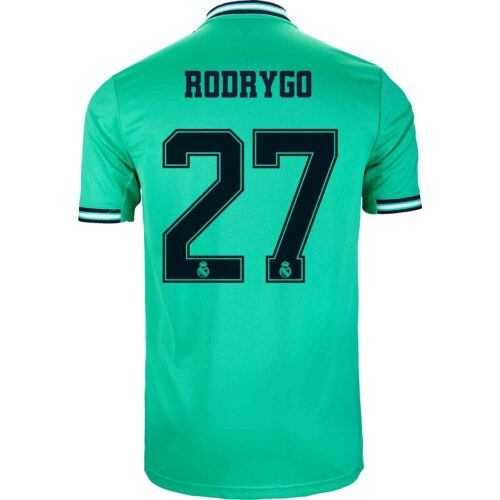 2019/20 adidas Rodrygo Real Madrid 3rd Jersey