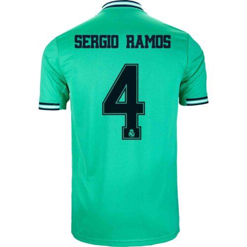 2019/20 adidas Sergio Ramos Real Madrid 3rd Jersey