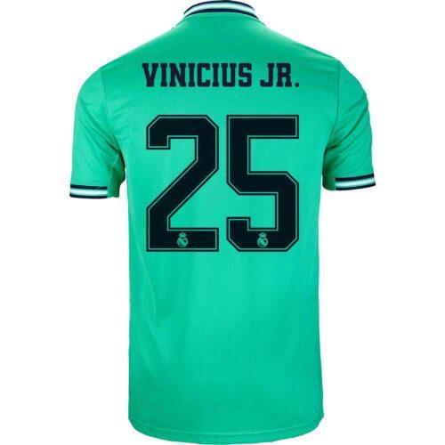 2019/20 adidas Vinicius Jr Real Madrid 3rd Jersey