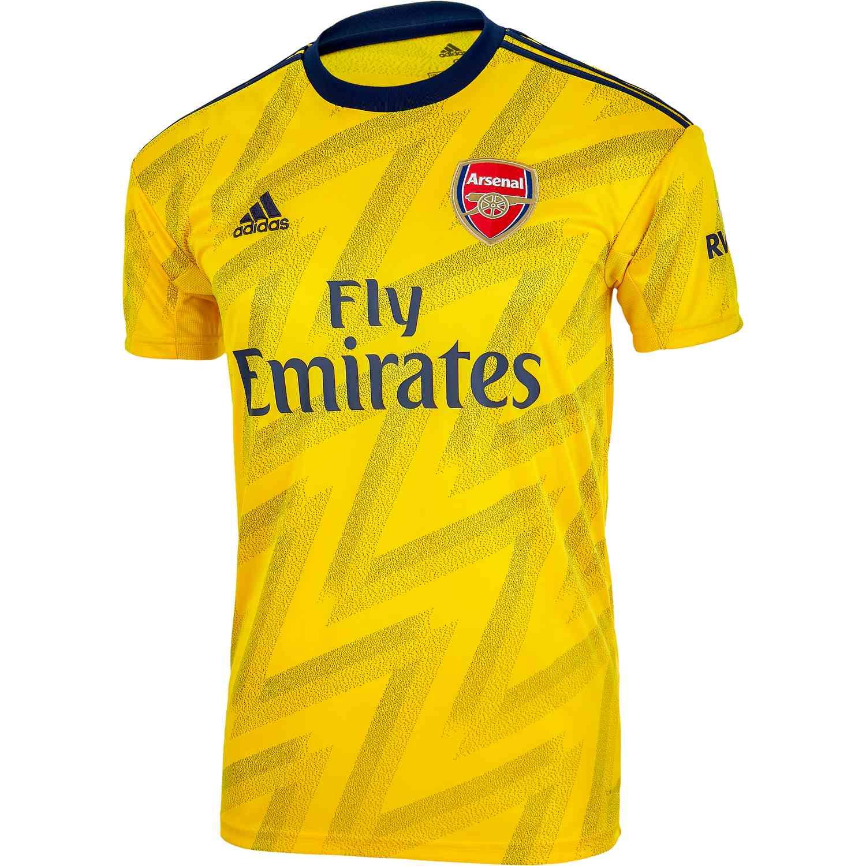 201920 adidas Arsenal Away Jersey SoccerPro