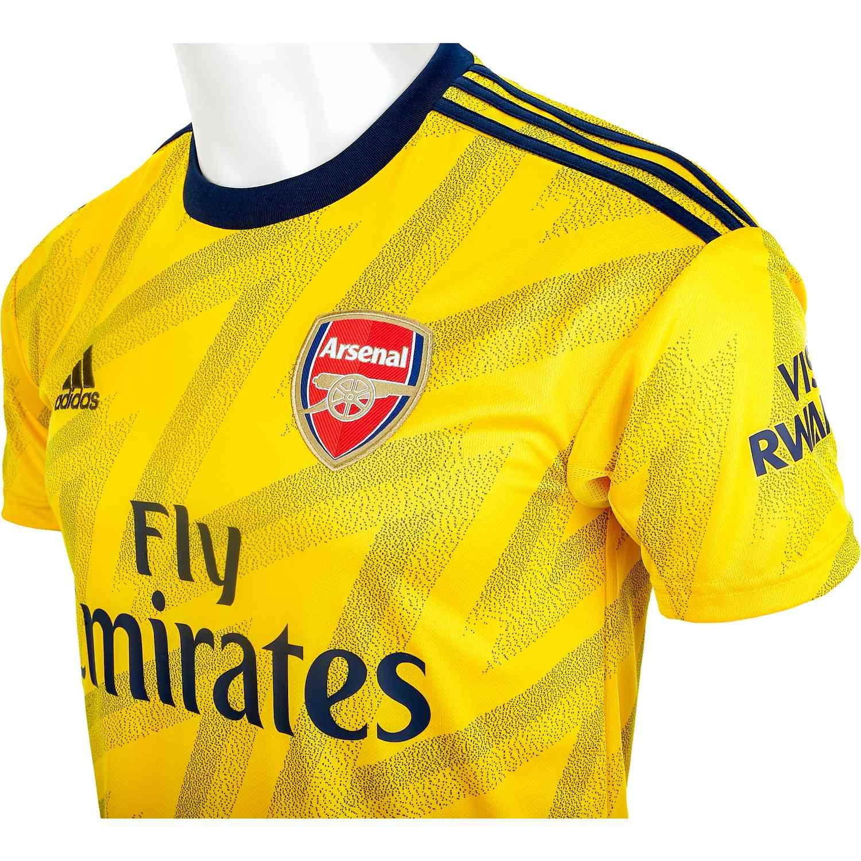 2019/20 adidas Arsenal Away Jersey - SoccerPro