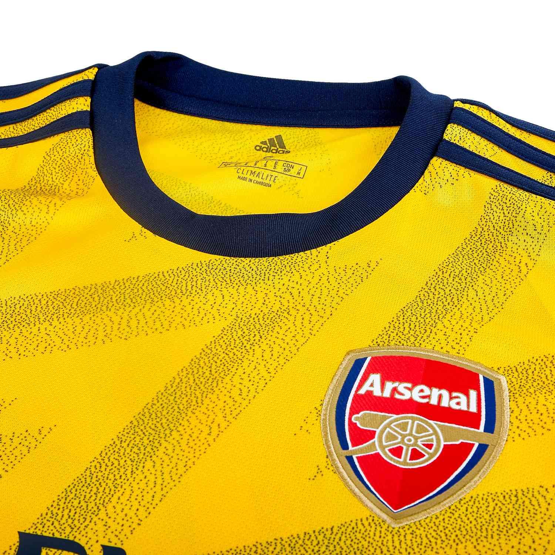 2019/20 adidas Alex iwobi Arsenal Away Jersey - SoccerPro