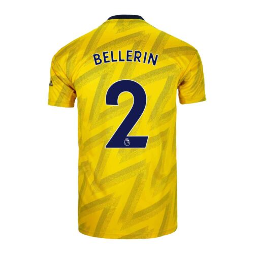 2019/20 adidas Hector Bellerin Arsenal Away Jersey