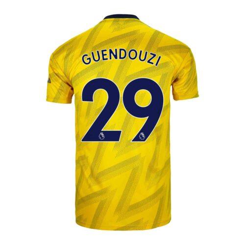 2019/20 adidas Matteo Guendouzi Arsenal Away Jersey