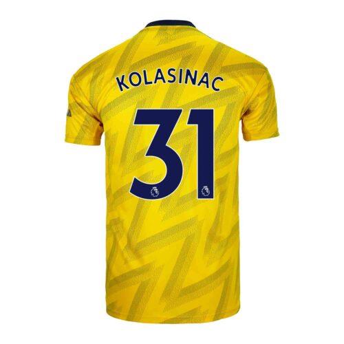 2019/20 adidas Sead Kolasinac Arsenal Away Jersey