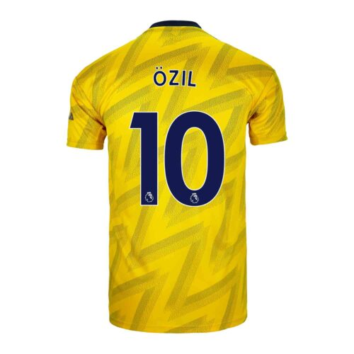 2019/20 adidas Mesut Ozil Arsenal Away Jersey