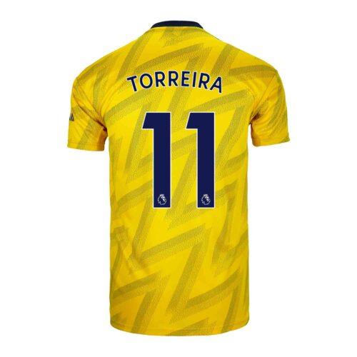 2019/20 adidas Lucas Torreira Arsenal Away Jersey