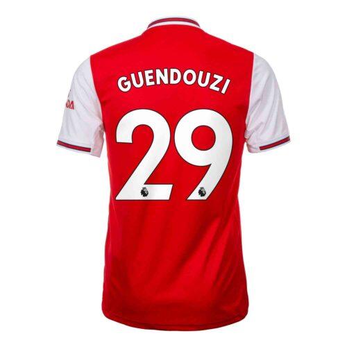 2019/20 adidas Matteo Guendouzi Arsenal Home Jersey