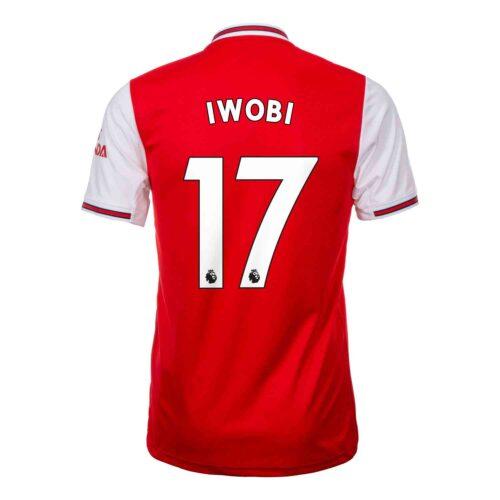 2019/20 adidas Alex iwobi Arsenal Home Jersey