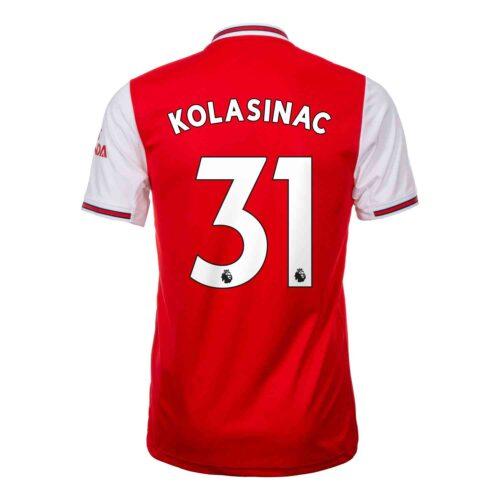2019/20 adidas Sead Kolasinac Arsenal Home Jersey
