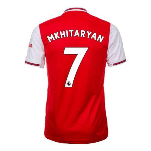 2019/20 adidas Henrikh Mkhitaryan Arsenal Home Jersey