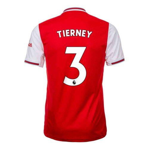 2019/20 adidas Kieran Tierney Arsenal Home Jersey
