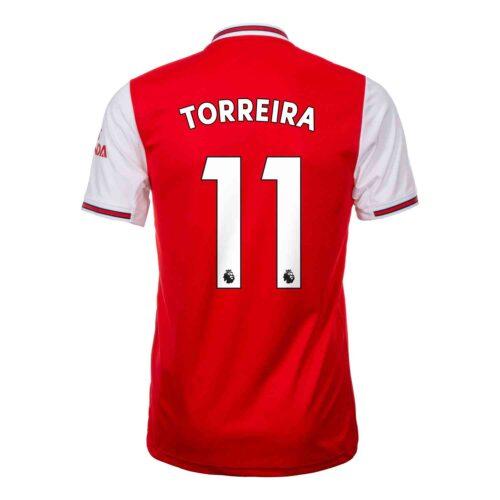 2019/20 adidas Lucas Torreira Arsenal Home Jersey