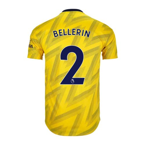 2019/20 adidas Hector Bellerin Arsenal Away Authentic Jersey