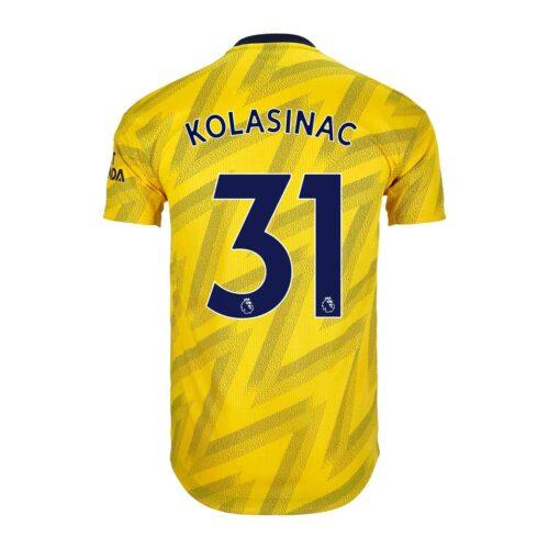 2019/20 adidas Sead Kolasinac Arsenal Away Authentic Jersey