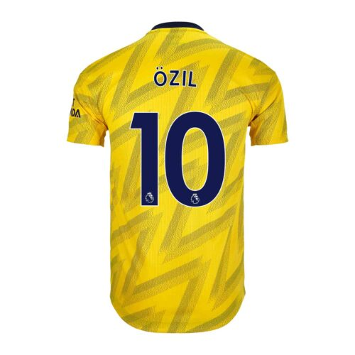 2019/20 adidas Mesut Ozil Arsenal Away Authentic Jersey