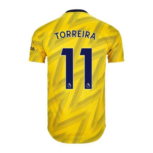 2019/20 adidas Lucas Torreira Arsenal Away Authentic Jersey