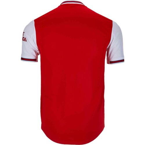 2019/20 adidas Arsenal Home Authentic Jersey