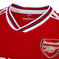 new style 79731 f9d08 2019/20 adidas Arsenal Home Authentic Jersey - SoccerPro