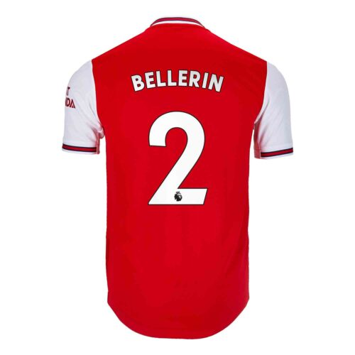2019/20 adidas Hector Bellerin Arsenal Home Authentic Jersey