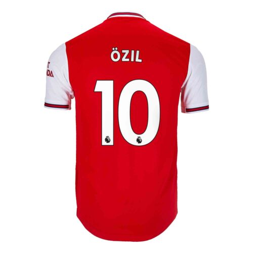 2019/20 adidas Mesut Ozil Arsenal Home Authentic Jersey