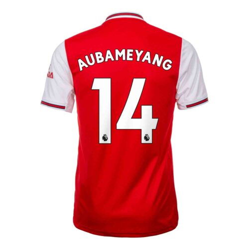 2019/20 Kids adidas Pierre-Emerick Aubameyang Arsenal Home Jersey