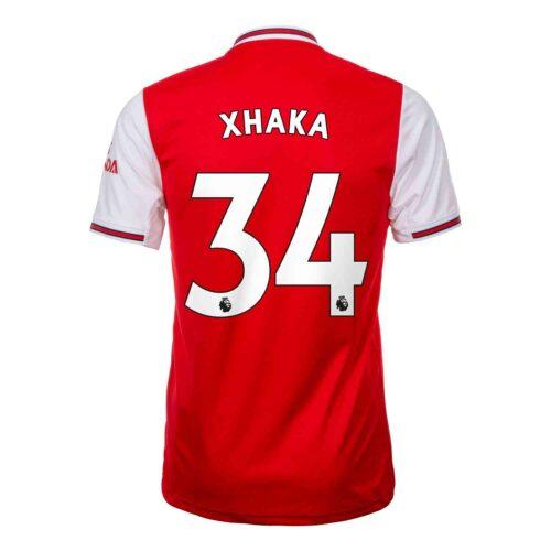2019/20 Kids adidas Granit Xhaka Arsenal Home Jersey