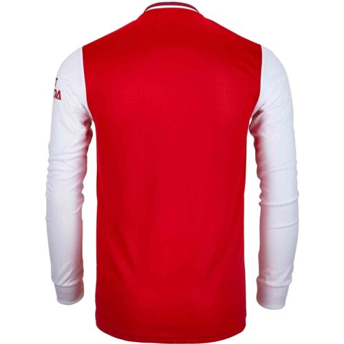 2019/20 adidas Arsenal Home L/S Jersey