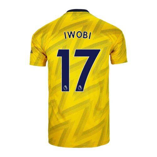2019/20 Kids adidas Alex iwobi Arsenal Away Jersey