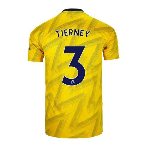 2019/20 Kids adidas Kieran Tierney Arsenal Away Jersey