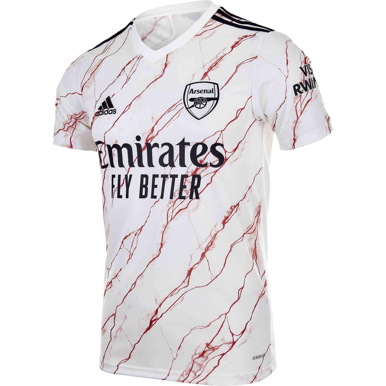 2020/21 adidas Arsenal Away Jersey - SoccerPro