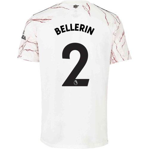 2020/21 adidas Hector Bellerin Arsenal Away Jersey