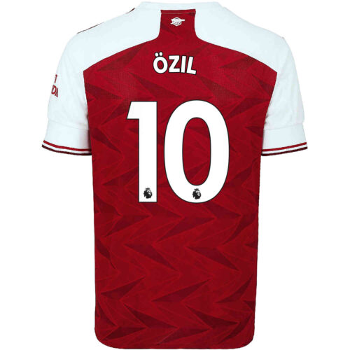 2020/21 adidas Mesut Ozil Arsenal Home Jersey