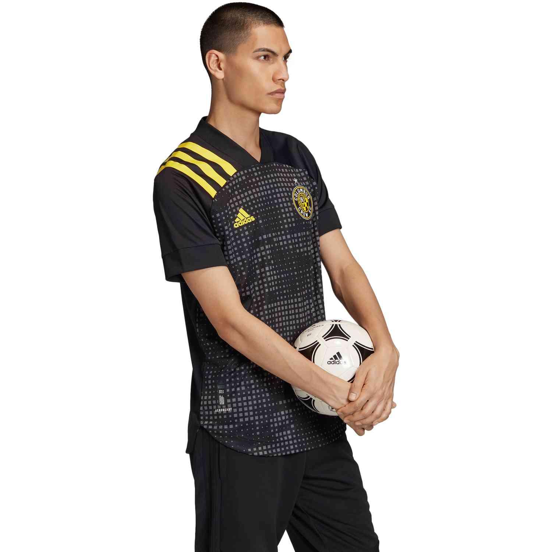 adidas Columbus Crew Away Authentic Jersey - 2020 - SoccerPro