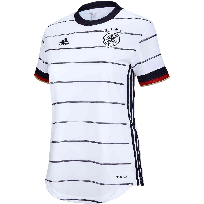 2020 Womens adidas Germany Home Jersey - SoccerPro