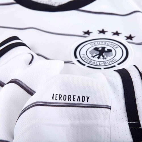 2020 Kids adidas Germany Home Jersey