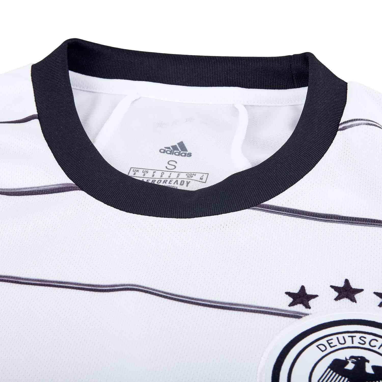 2020 adidas Germany Home Jersey - SoccerPro