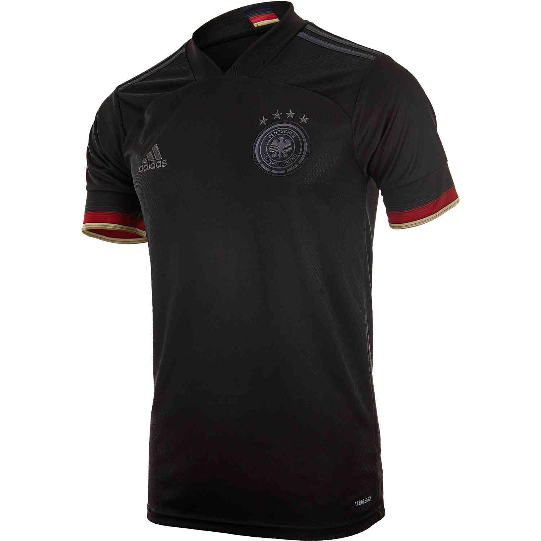 2021 Kids adidas Germany Away Jersey - SoccerPro