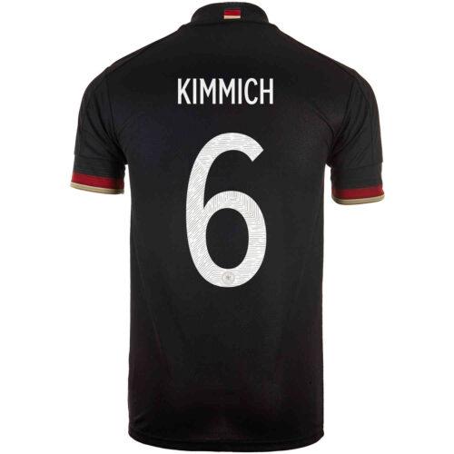 2021 Kids adidas Joshua Kimmich Germany Away Jersey