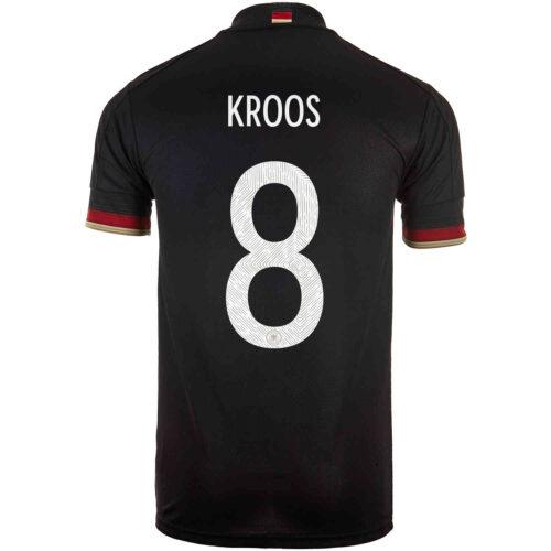 2021 Kids adidas Toni Kroos Germany Away Jersey