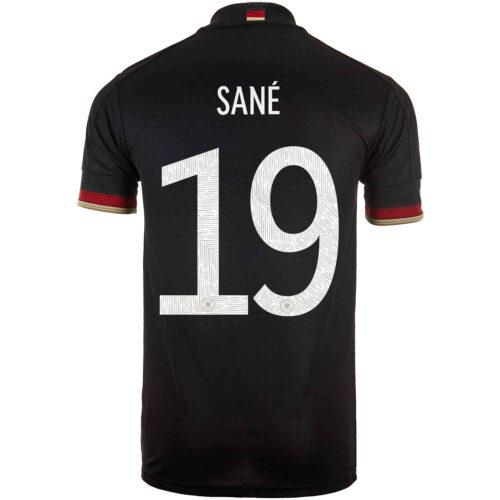 2021 Kids adidas Leroy Sane Germany Away Jersey