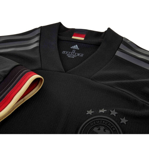 2021 adidas Marco Reus Germany Away Authentic Jersey