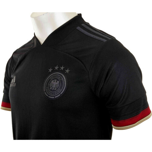2021 adidas Timo Werner Germany Away Jersey