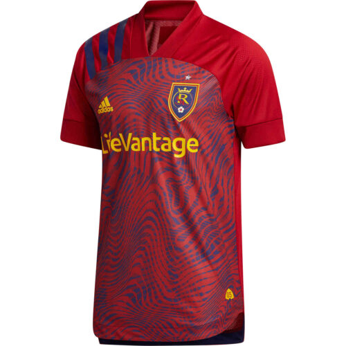 adidas Real Salt Lake Home Authentic Jersey – 2020