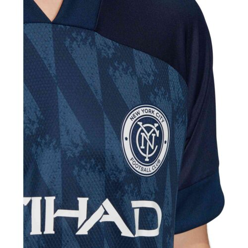 2020 adidas NYCFC Away Authentic Jersey