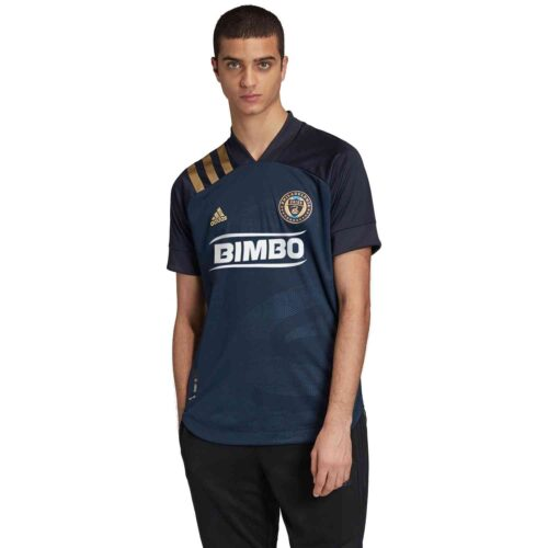2020 adidas Philadelphia Union Home Authentic Jersey