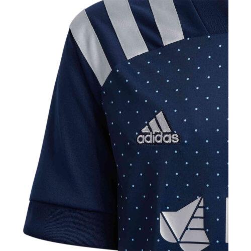 2020 Kids adidas Sporting KC Away Jersey