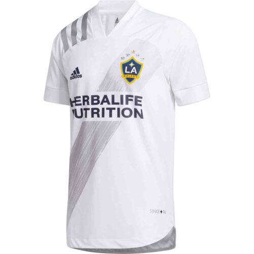 2020 adidas LA Galaxy Home Authentic Jersey